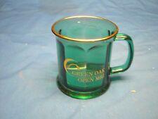 Green Aok Mri Clear Green 10 oz Coffee Mug
