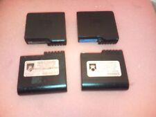 Lot of 4 Used batteries for WalkAbout DS Hammerhead Xtreme Tablets A2
