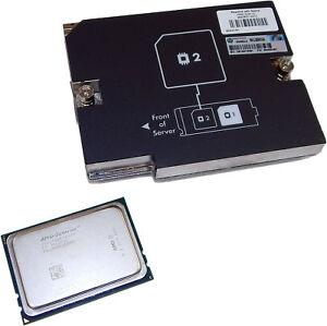 HP BL465c G8 Opt 6238 2.6GHz 12C Processor Kit 634978-B21 Heatsink Included