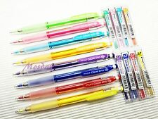 Pilot COLOR ENO HCR-197 Mechanical Pencil 0.7mm 8 x Pencils + 8 x Tubes Lead