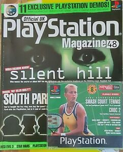 Official UK Playstation Magazine   Silent Hill   August 1999