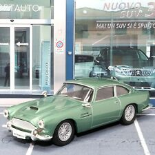 Aston Martin DB4 Coupe Light Green Metallic 1:43 Scale Die-cast Model Toy Car