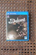 Dokuro-Playstation Vita-NTSC-JP importación