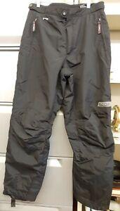SPYDER Thinsulate Women's Black Size 14 Snow Ski Pants