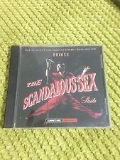 Prince The Scandalous Sex Suite RARE US CD Single