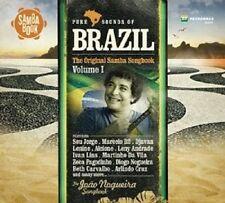BRAZIL-ORIGINAL SAMBA 1 (ALCIONE, IVAN LINS, SEU JORGE, ... ) 2 CD NEU
