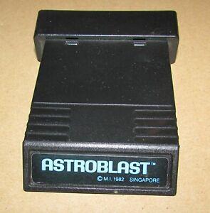 Astroblast for Atari 2600 Fast Shipping! Authentic