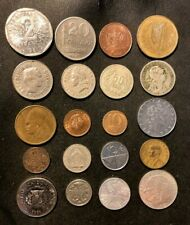 New ListingCoins of the World Lot - 20 Different Nations - Free Ship - Lot #A7