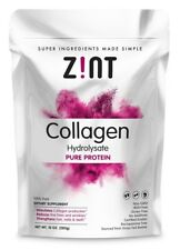 Zint - Collagen Hydrolysate Pure Protein - 10 oz.