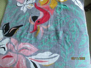 "Vera Bradley Beach Towel ""COASTAL PARADISE""..New"