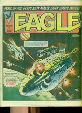 EAGLE weekly British comic book January 14 1984 VG+