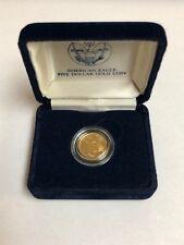 1991 American Eagle $5 Dollar GOLD Coin BU 1/10th oz