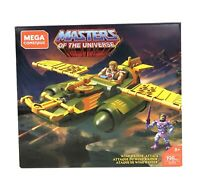 MEGA Construx Masters of the Universe WIND RAIDER ATTACK He-Man Skeletor
