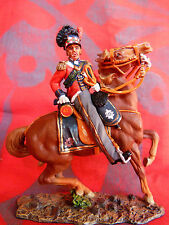 Cavalier premier empire King & Country - NA47 - Black watch officer - écossais