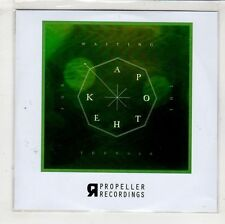 (HA638) Apothek, Waiting For The Thunder - DJ CD