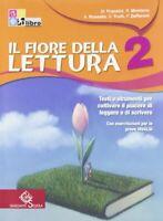 Fiore della Lettura volume 2 Garzanti scuola, Franzini, codice:9788869643873