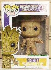 Funko POP Marvel Galaxy of The Guardian Cute Adult Groot Action Figure #f49