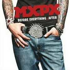 MxPx - Before Everything & After #3296 (2003, Cd)