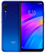 Neues AngebotXiaomi Redmi 7 - 32GB - Comet Blue (Ohne Simlock) (Dual-SIM) NEU