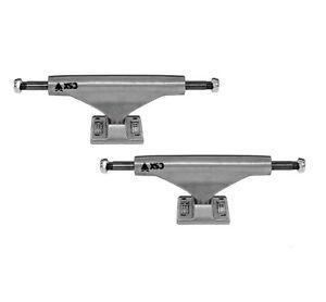 Theeve CSX Raw Finish 5.25 Inch Skateboard Trucks (Pair)