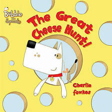 The Great Cheese Hunt! by Charlie Fowkes (Paperback, 2008)
