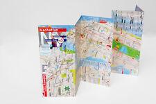 Map Laminated Manhattan Midtown Details 2017 AR - NYC