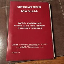 Lycoming avionics ebay lycoming o 235 and o 290 operators manual sciox Image collections