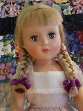 "17"" R&B Arranbee Vintage 1950'S Nanette, What A Georgeous Doll!"