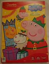 Peppa Pig Milk Chocolate Advent Calendar New Countdown Christmas