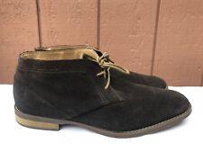 EUC Calvin Klein WILSON 2 Men Brown Suede Chukka Boots Size US 11 M EUR 45