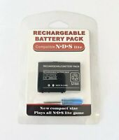 Battery for Nintendo DS Lite NDSL Rechargeable 2000mah Screwdriver Tool System