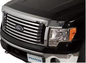 Element Chrome Hood Shield Fits Ford F150 Pickup 2009-2014 09-14