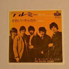 "ROLLING STONES - Tell me - 1964 ORIGINAL JAPAN 7"" SINGLE HIT-388"