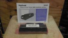 NEW 2-TRACK MAGTEK 850-046-00 MAGNETIC STRIP SWIPE CARD READER USB 21073008