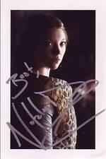 NATALIE DORMER Signed Photo w/ Hologram COA DRACULA & THE TUDORS