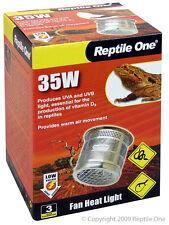 Reptile One R1-46542 Fan Heater 35W Low Voltage Terrarium, Vivarium & Reptiles
