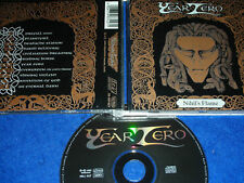 CD YEAR ZERO Nihil's flame    Hellhound 1993 Cathedrale