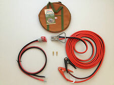 2 GAUGE 30 FT QUICK DISCONNECT JUMPER-BOOSTER CABLE SET, TOW-SERVICE TRUCK 2101D