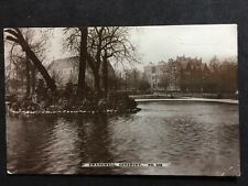RP Vintage Postcard Warks. #A6 - Swanswell, Coventry - 1918 HHT