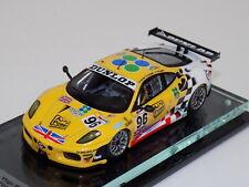 1/43 AB Models BBR  Ferrari F430 Virgo Motorsport #96 2007 LeMans  GP008