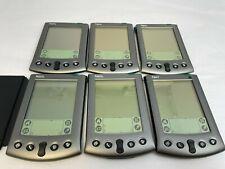 Lot 6 PalmOne Palm Handheld Ultra Slim Pda Vx V includes Stylus &Case (Rare)