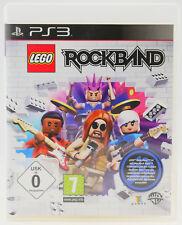 LEGO Rock Band | Playstation 3 PS3 | komplett OVP | sehr gut