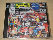 "Boom Selection ""Never Mind The Bootlegs"" Holy Grail der Mashups! 3 CD 432 Tracks"