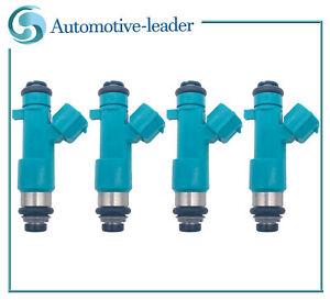 4Pcs Fuel Injector For Nissan Sentra 2009-2012 2.0L L4 MR20DE 16600-ZJ60A FJ1074