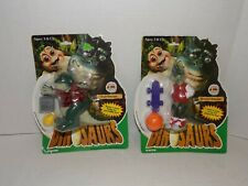New in Package 2 Vintage Hasbro Dinosaurs TV Show Figures Earl & Robbie Sinclair