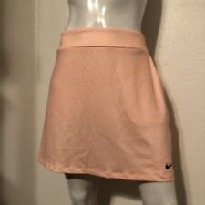 Women's NIKE Peach and White Pull-On Plus Size Tennis Golf Skort Size XXL