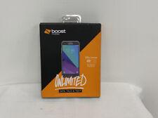 Boost Mobile Samsung Galaxy J3 SM-J327P Android GSM CDMA Smartphone Cellphone