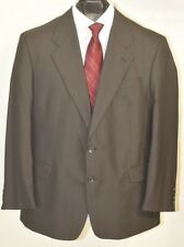 Kilburne and Finch Dark Grey 44R Wool Blend Blazer Sport Coat Suit Jacket