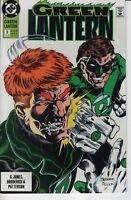 Green Lantern Vol 3 #3 1990 Gerard Jones Pat Broderick NM