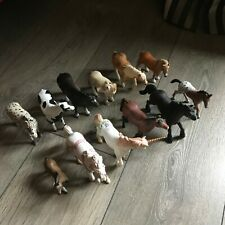 Lot of 12 Schleich Animals LOT - Horses / Ponys / Unicorn